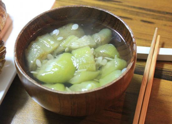 なーべらーのスープ