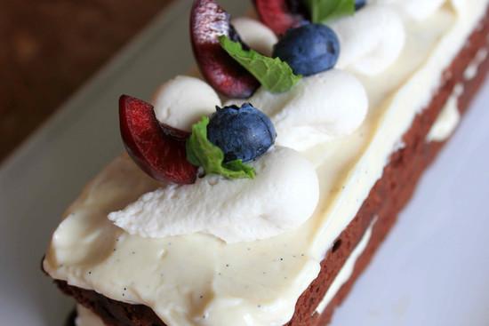グルテンフリーチョコケーキ