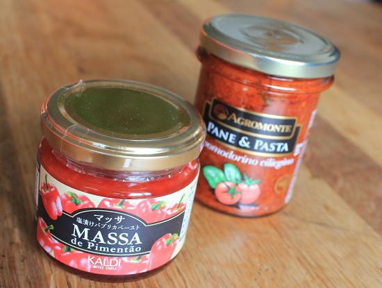 マッサとドライトマト
